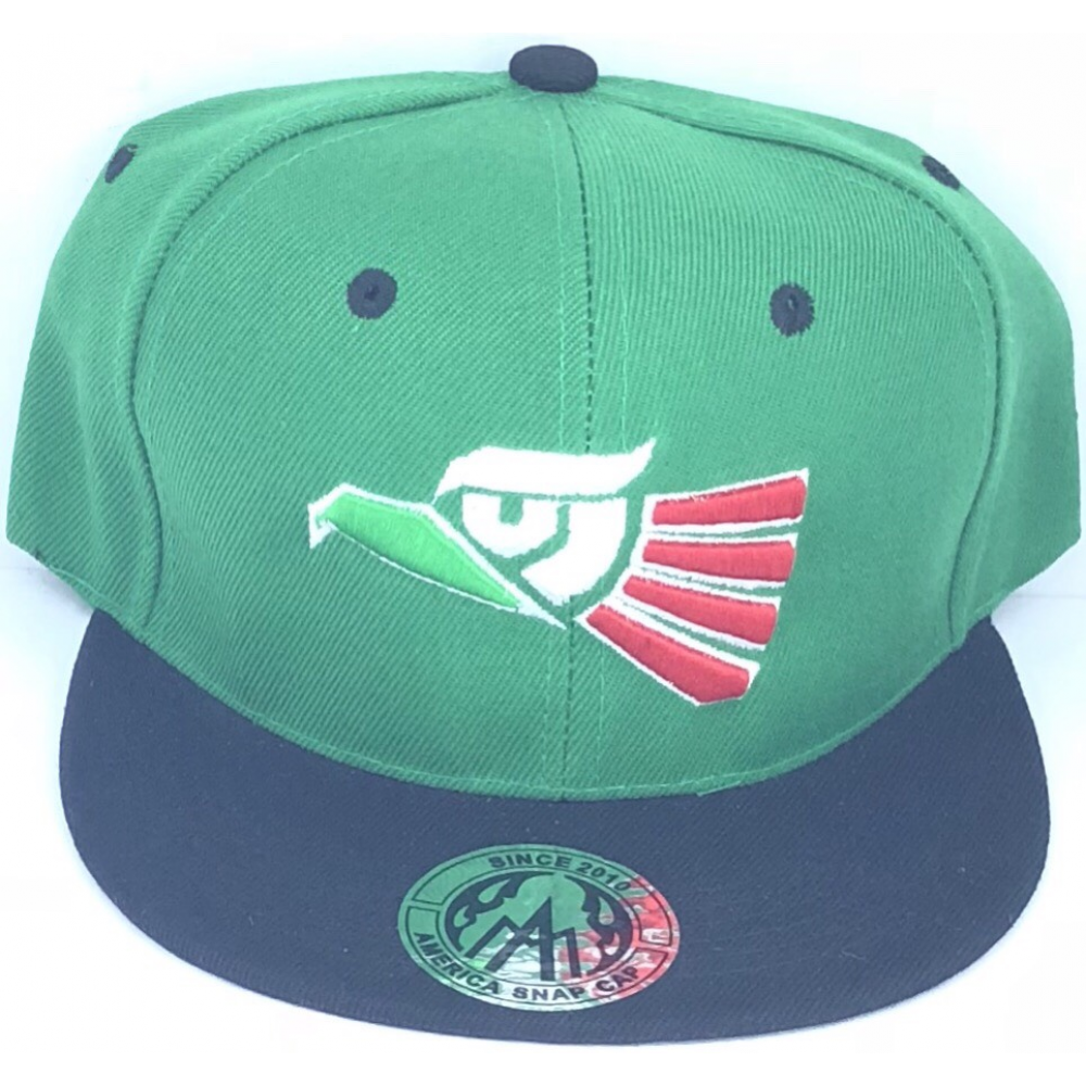 Summer Cap With Adjustable Snap Back